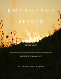 cover photo of EMERGENCE BEYOND Book 1